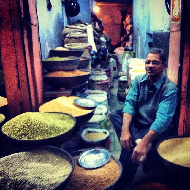 lentil vendor India